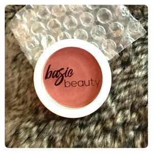 Basic Beauty It's October 3rd Jelly Blush